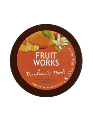 FRUIT WORKS Масло для тела,...