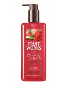 FRUIT WORKS Liquid soap,...
