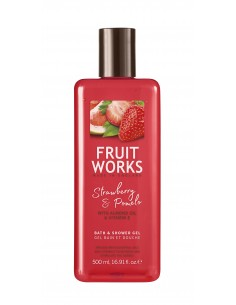FRUIT WORKS Shower and bath...