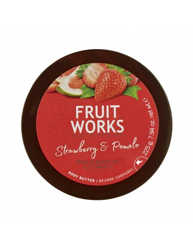 FRUIT WORKS Body Butter,...