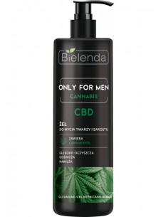 OFM CANNABIS Cleansing gel...