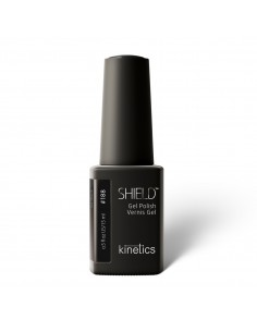 SHIELD Gel Polish Jet Black...