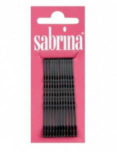 Hair clip, 59mm, wavy,...
