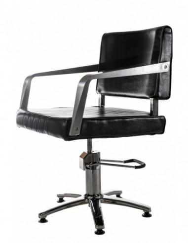 Frizieru klienta krēsls Amber
