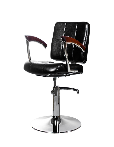Парикмахерское кресло для клиентов...