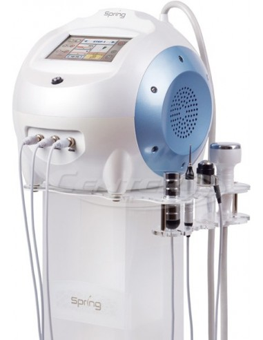 Mesotherapy and cryotherapy...
