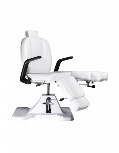 Pedicure chair on hydraulics with...