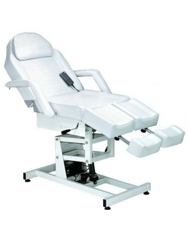 Pedicure bed with 2 motors Palm II