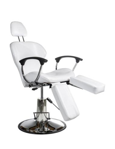 Pedikīra krēsls uz hidraulikas ar...
