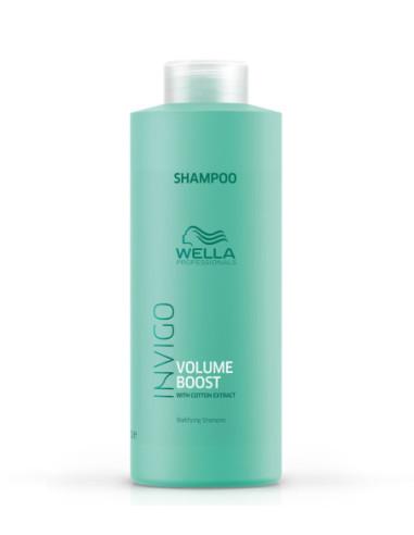 VOLUME BOOST - Šampūns matu apjomam...