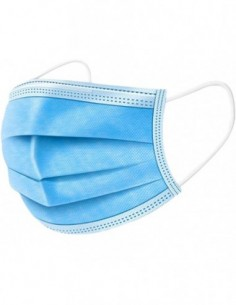 Face protection mask, 3...