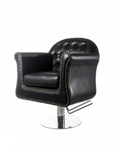 Frizieru klienta krēsls Bourbon