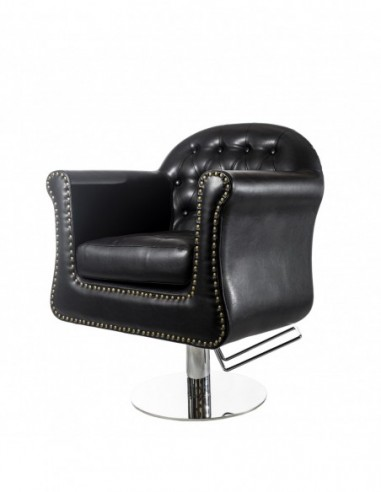 Hairdresser customer chair Bourbon