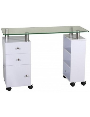 Manicure table Double Station 1a