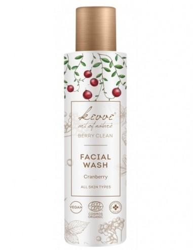 Cranberry facial wash 150ml