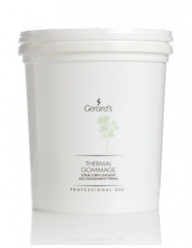 THERMAL GOMMAGE Smoothing body scrub...