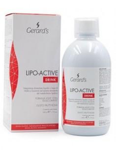 LIPO-ACTIVE DRINK Uztura...