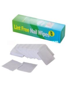 Manicure wipes, fluffless...