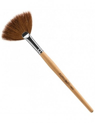Brush for powder and blush, goat...