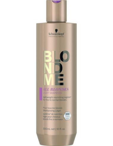 BlondMe Viegli kopjošs šampūns visiem...