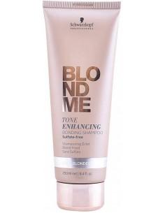 BlondMe Cool šampūns vēsi...