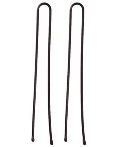 Шпильки, 50мм, прямые, черные 200гр