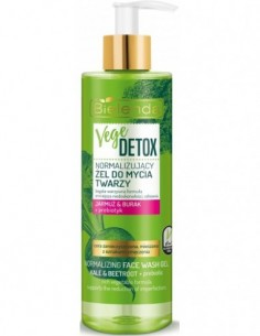VEGE DETOX Gel for washing...