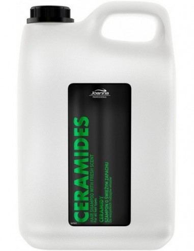 Fresh-scented shampoo for all hair...