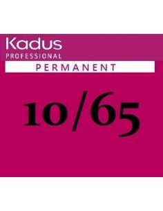 Permanent hair color 10/65...