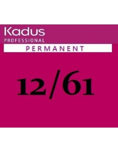 Permanent hair color 12/61...