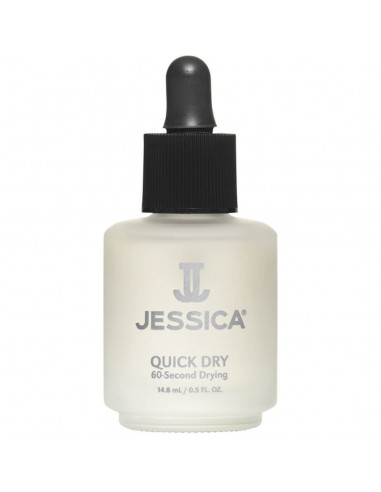 JESSICA QUICK DRY Means for drying varnish and protecting nails 60sec. 14.8 ml
