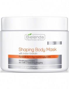 IS SPA & WELLNESS Body mask...