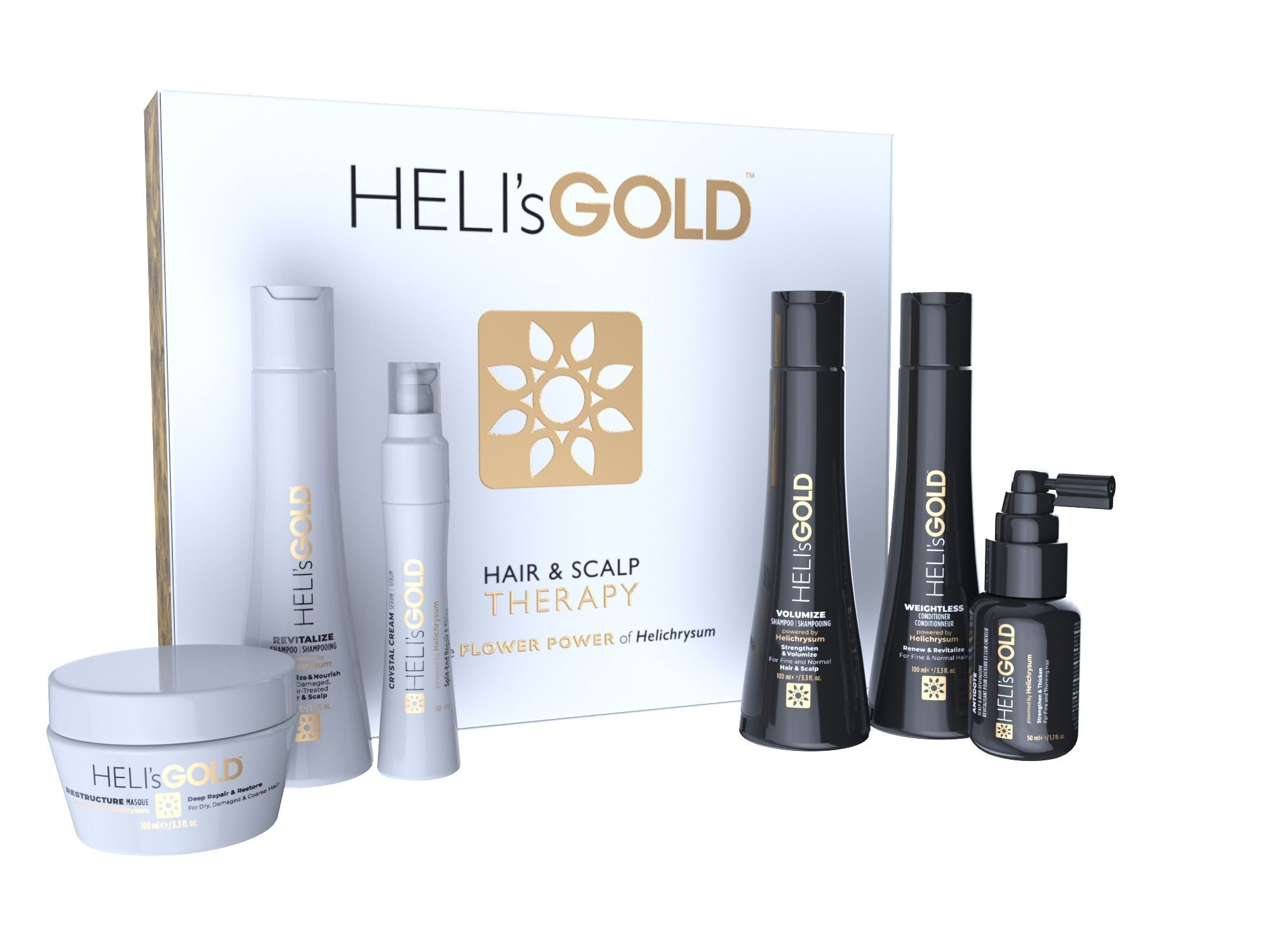 HELI'S GOLD